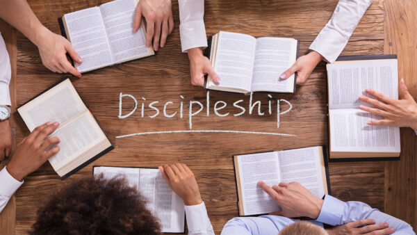 Discipleship: How to Help People Change